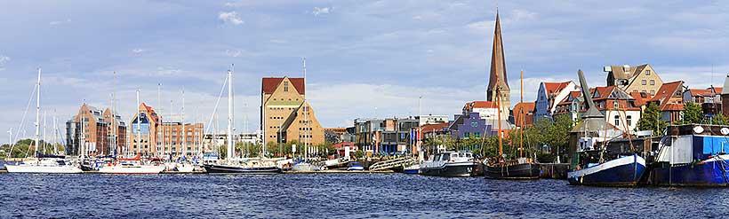 Rostock Panorama